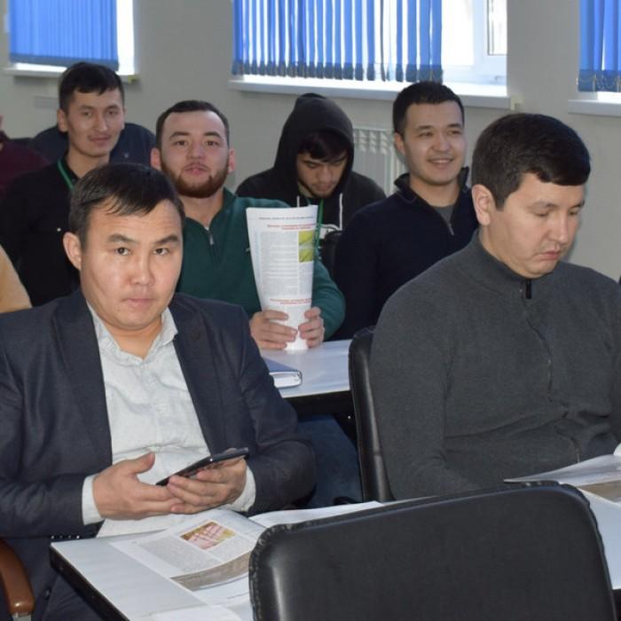 С 17 по 21 февраля 2020 года прошел обучающий семинар.
