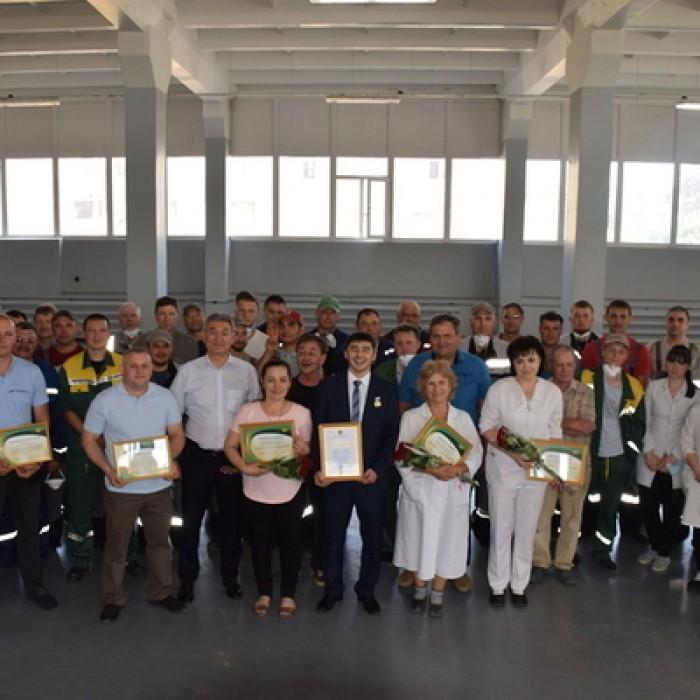 2 июня 2020 года компания ТОО «Астана-Нан» поздравила сотрудников Степногорского химического завода «Astana-Nan Chemicals» с Днем Химика.