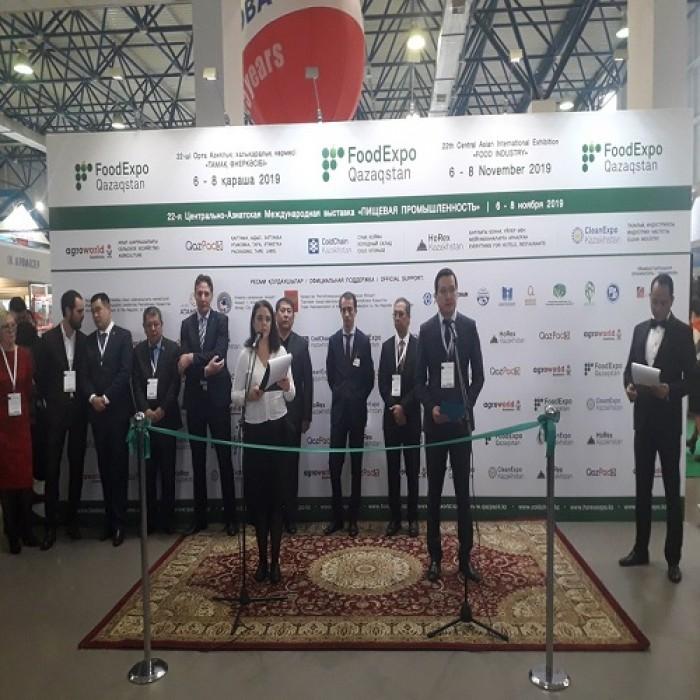 4-й Центрально-Азиатский Агротехнический Саммит. 6-7 ноября, г. Алматы.